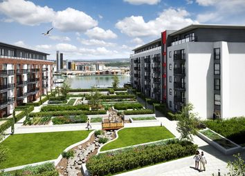 Thumbnail 2 bedroom flat to rent in Centenary Plaza, Woolston, Southampton