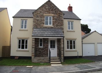 Thumbnail 4 bed property to rent in Woodpecker Way, Whitchurch, Tavistock