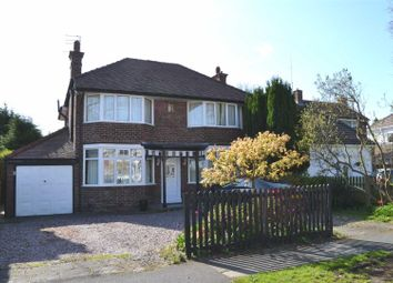 Thumbnail 4 bed detached house for sale in Adaston Avenue, Eastham, Wirral