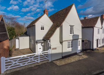 Thumbnail 3 bed detached house for sale in Kersey, Ipswich, Suffolk