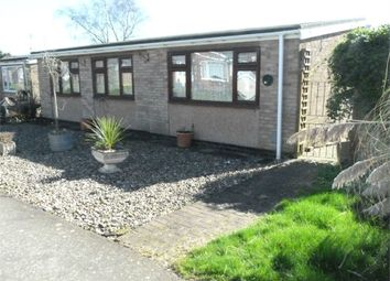 Thumbnail 2 bed detached bungalow for sale in Carlson Gardens, Lutterworth