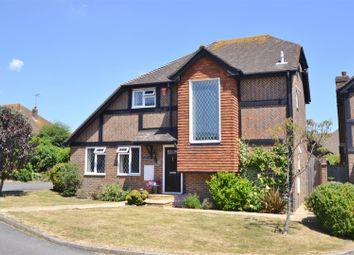 Thumbnail 4 bed detached house for sale in Wealden Park, Eastbourne
