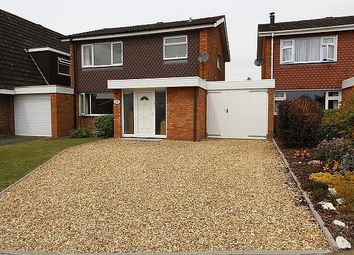 Thumbnail 3 bed link-detached house for sale in Stagborough Way, Stourport