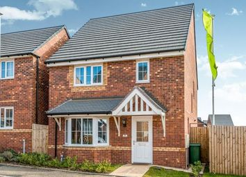 Thumbnail 4 bed detached house for sale in Cooke Way, Cannock, Staffordshire, Staffs