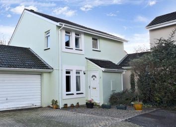 Thumbnail 4 bed link-detached house for sale in Castle Court, Lower Burraton, Saltash
