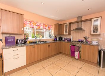 Thumbnail 5 bed detached house for sale in Lea Lane, Madeley, Crewe