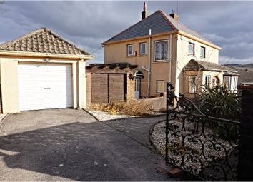 Thumbnail 3 bed detached house for sale in King Edward Road, Ebbw Vale