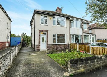 Thumbnail 3 bed semi-detached house for sale in Elmfield Avenue, Sheffield