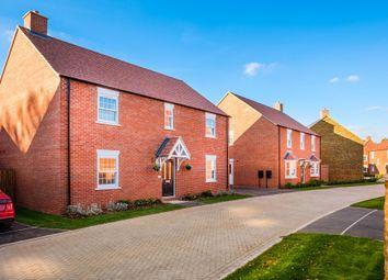 """Thumbnail 4 bed detached house for sale in """"Philcote"""" at Flux Drive, Deddington, Banbury"""