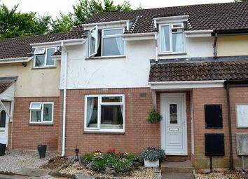 Thumbnail 3 bed terraced house to rent in Shortlands Road, Cullompton