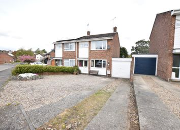 Thumbnail 3 bedroom semi-detached house for sale in Bowes Road, Wivenhoe, Colchester, Essex