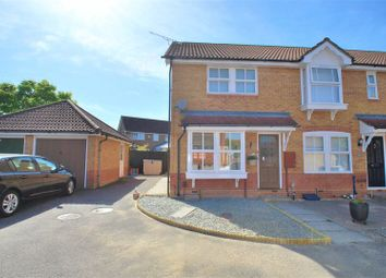 Thumbnail 2 bed end terrace house for sale in Hillier Place, Chessington