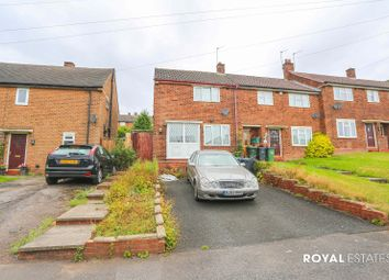 Thumbnail 2 bed end terrace house for sale in Abberley Road, Oldbury, West Midlands