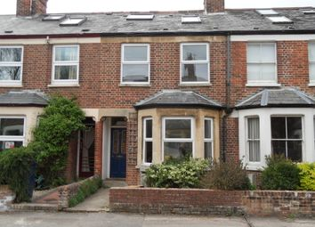 Thumbnail 3 bedroom terraced house to rent in Hill View Road, Oxford