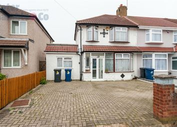 Thumbnail 4 bed end terrace house for sale in Brooklands Drive, Perivale, Greenford, Greater London