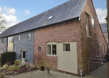 Thumbnail 2 bed semi-detached house for sale in Much Birch, Hereford