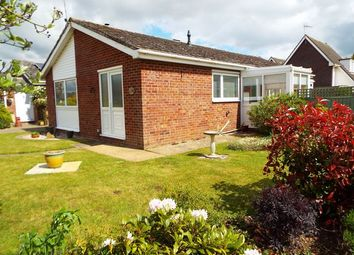 Thumbnail 3 bed detached bungalow for sale in Surlingham Drive, Swaffham