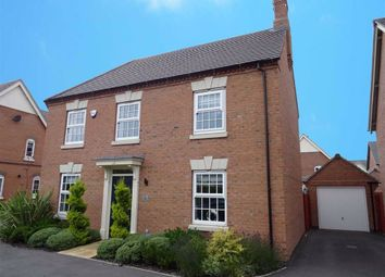Thumbnail 4 bed detached house for sale in Weft Way, Nuneaton