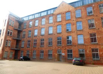 Thumbnail 2 bed flat for sale in Junior Street, Leicester