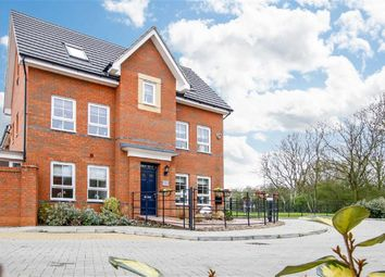 Thumbnail 4 bed semi-detached house for sale in Caledonia Road, Fairfields, Milton Keynes, Bucks