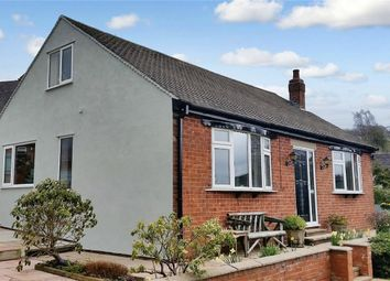 Thumbnail 4 bed detached bungalow for sale in Sugar Street, Rushton Spencer, Macclesfield, Staffordshire