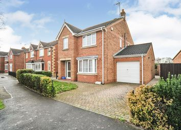 Thumbnail 4 bed detached house for sale in Lindengate Avenue, Hull, East Yorkshire