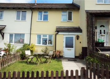 Thumbnail 3 bed terraced house for sale in Homer Close, Barnstaple