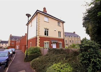 Thumbnail 4 bed town house for sale in White Eagle Road, Swindon