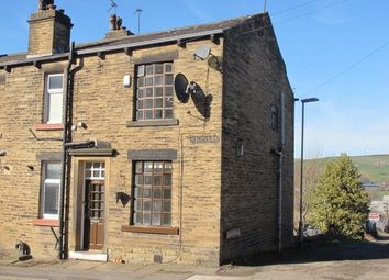 Thumbnail 2 bedroom end terrace house to rent in Halifax Road, Littleborough, Rochdale