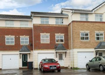 Thumbnail 3 bed terraced house for sale in Harvester Close, Chichester, West Sussex