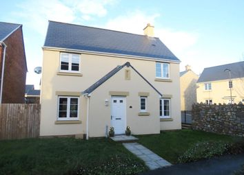 Thumbnail 4 bedroom detached house for sale in Roundbush Crescent, Caerwent, Caldicot
