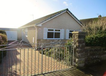 Thumbnail 3 bed detached bungalow for sale in Birch Walk, Dan-Y-Graig, Porthcawl