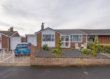 Thumbnail 2 bed semi-detached bungalow for sale in Douai Drive, Consett