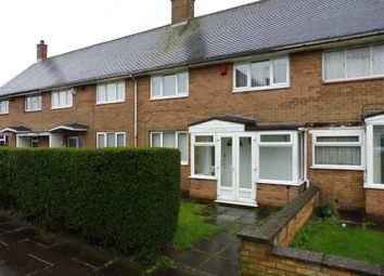 Thumbnail 3 bedroom terraced house for sale in Spondon Grove, Shard End, Birmingham