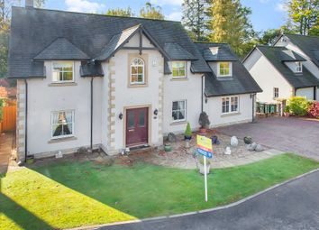 Thumbnail 5 bed detached house for sale in Druids Park, Murthly, Perth
