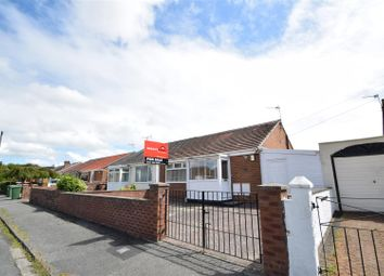 Thumbnail 2 bed semi-detached bungalow for sale in Ridgemere Road, Heswall, Wirral