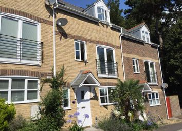 Thumbnail 3 bed town house to rent in Old Castle Road, Weymouth