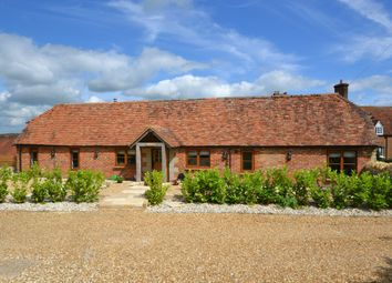 Thumbnail 2 bed barn conversion for sale in The Close, Ashendon, Aylesbury