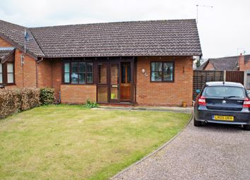 Thumbnail 2 bed semi-detached bungalow to rent in Foxleigh Grove, Wem