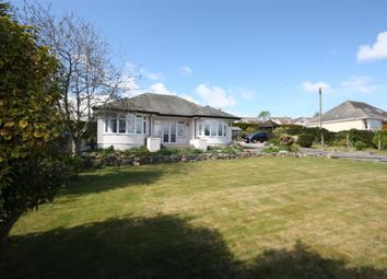 Thumbnail 3 bed detached bungalow for sale in Bryn Glas, Lon Ganol, Llandegfan