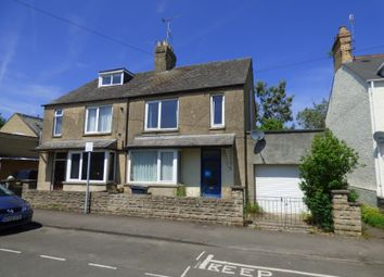 Thumbnail 3 bed semi-detached house for sale in Purley Avenue, Cirencester, Gloucestershire