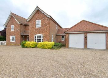 Thumbnail 4 bed detached house for sale in Woodbridge Road, Tunstall, Woodbridge, Suffolk