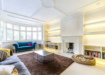 Thumbnail 4 bed property to rent in Aylestone Avenue, Brondesbury Park