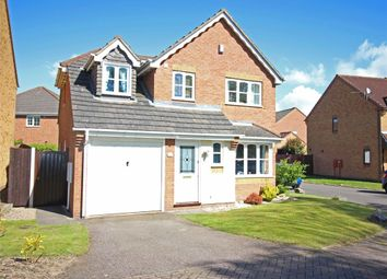 Thumbnail 3 bed detached house for sale in Harwood Drive, Dosthill, Tamworth, Staffordshire