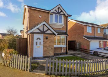 Thumbnail 3 bed detached house to rent in Geveze Way, Broughton Astley, Leicester, Leicestershire