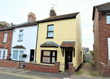 Thumbnail 2 bed end terrace house for sale in Church Road, Walton On The Naze