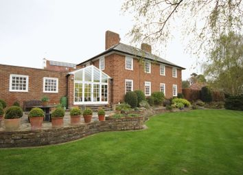 Thumbnail 5 bed detached house for sale in Farr Hall Drive, Lower Heswall, Wirral