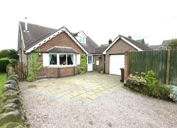 Thumbnail 4 bed detached bungalow for sale in Stoney Lane, Biddulph Moor, Stoke-On-Trent