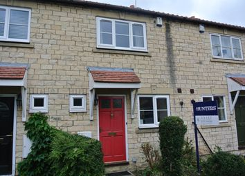 Thumbnail 2 bed town house to rent in Milnthorpe Close, Bramham, Wetherby