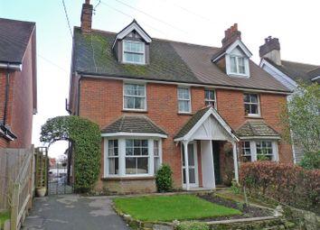 Thumbnail 4 bed semi-detached house for sale in Rock Gardens, Vines Cross, Heathfield